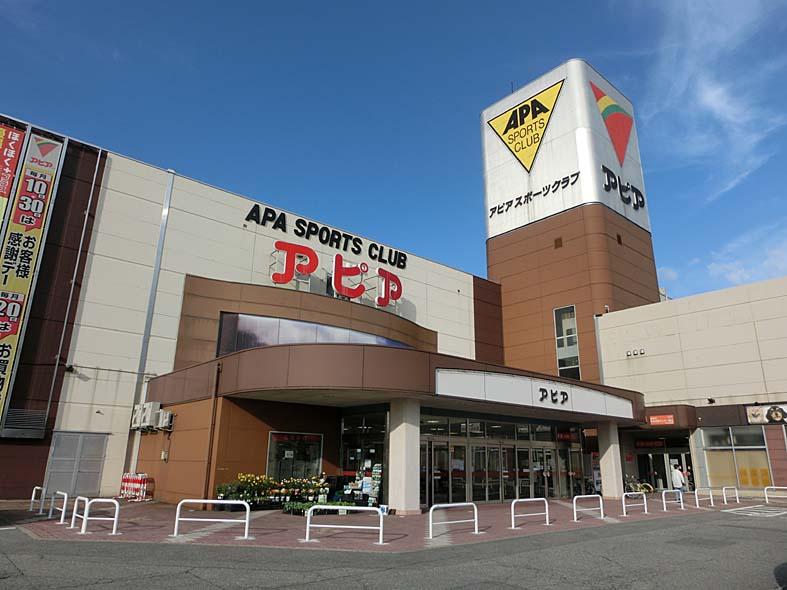 富山子供連れ屋内遊び場【アピアショッピングセンター】魅力的な個店が揃う店