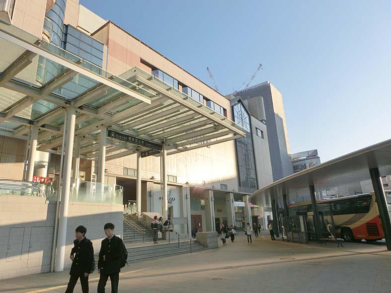 【マリエとやま】キッズスペースのある富山駅前のオシャレショッピングセンター!【駐車場・営業時間情報】【富山子供連れ屋内遊び場】