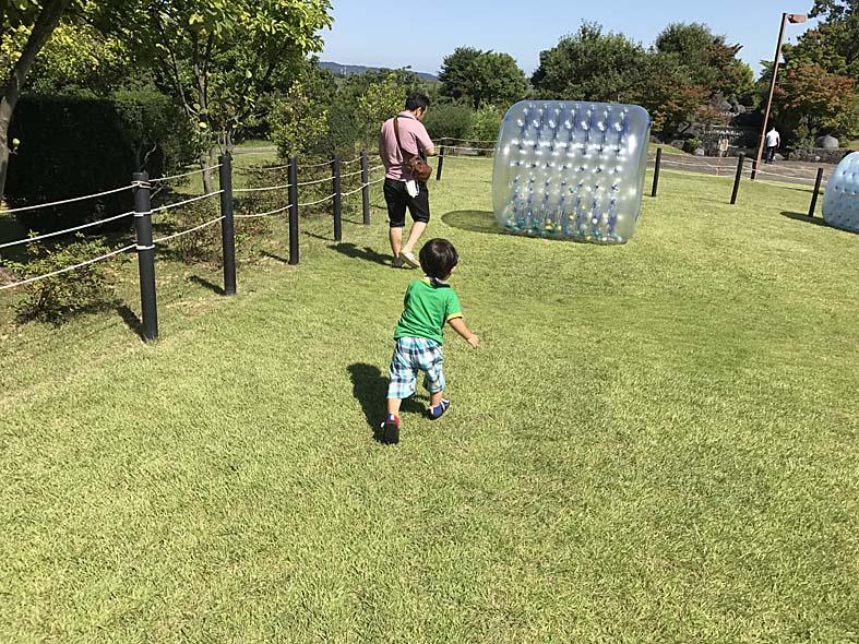 【富山県空港スポーツ緑地】飛行機好きの子供にオススメの楽しい公園!サイバーホイールもあるよ!