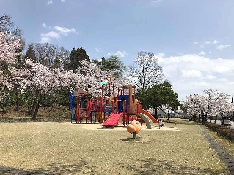 富山子供連れの遊び場【薬勝寺池公園】山とアスレチックで元気に遊ぼ!