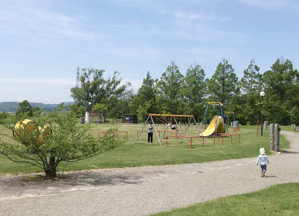 富山子供連れの遊び場【十二町潟水郷公園】子供がはしゃぐ水辺の公園!