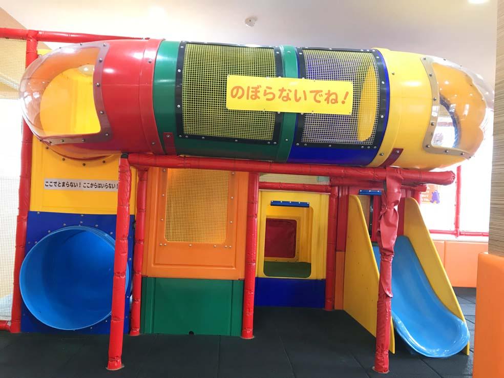富山子供連れの遊び場・キッズスペース【マクドナルド富山インター店】