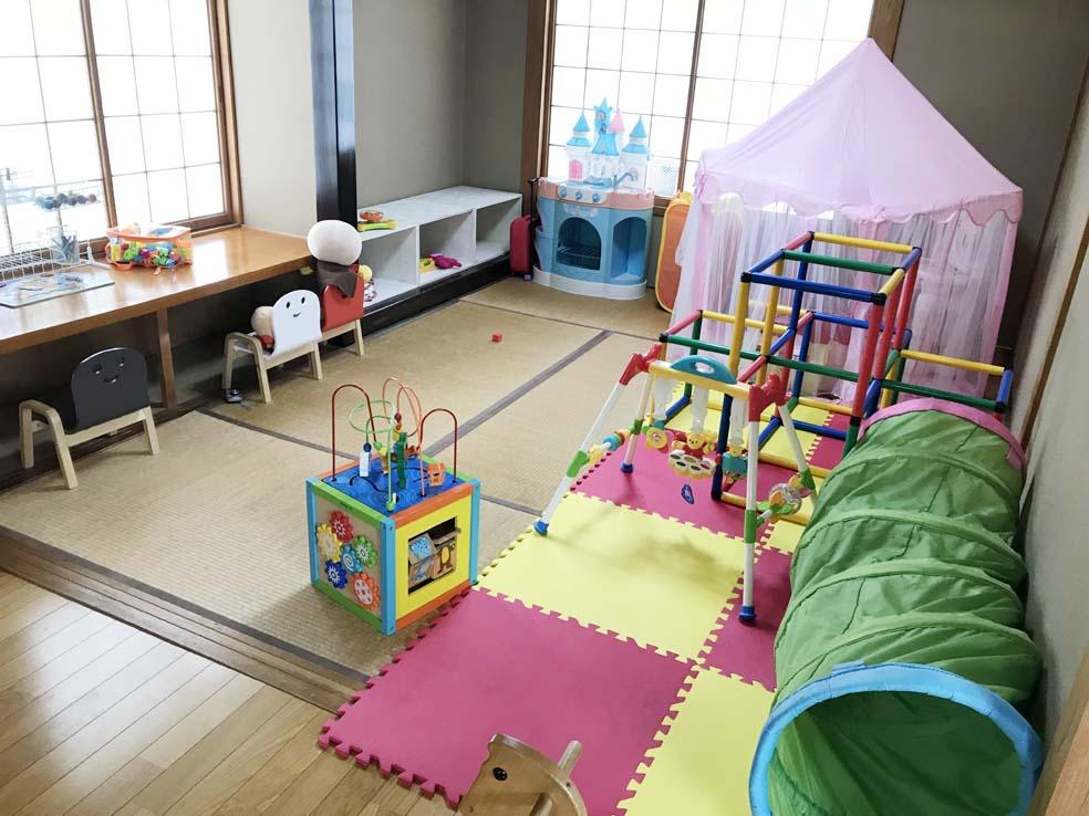 富山子供連れ屋内遊び場【ママスキーハウス】ママがウキウキするサービス満載!