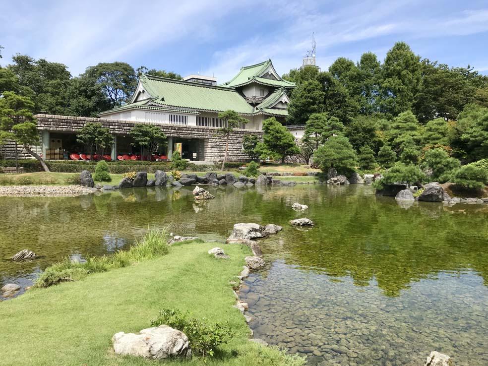 富山子供連れの遊び場【富山城址公園】美しい日本庭園でほっと一息