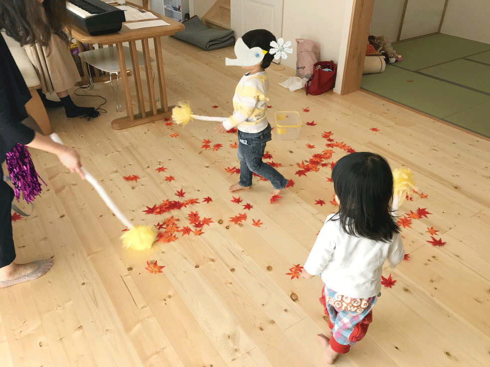 富山でリトミック音楽教室のお気軽体験&子供撮影会をしてきたよ!in イベントスペース【ひよひよ日和】