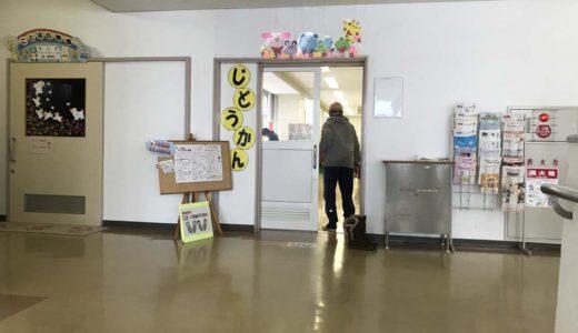 富山県氷見市子供連れの屋内遊び場【氷見市児童館】アスレチックと一緒に楽しめる児童館体験談