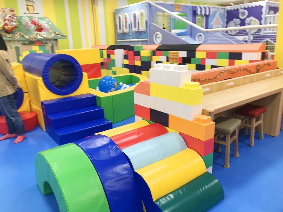 2019年10月リニューアル!「ファボーレ富山」の子供用屋内遊び場・キッズスペース5カ所で遊んできた体験談