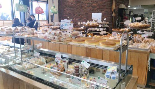 【富山市大沢野】カツサンドが一番人気のパン工房【パンダパンダ】で子供とケーキを食べてきた口コミ体験談!