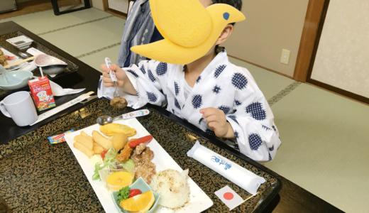 【いこいの村 磯波風(いそっぷ)】宿泊体験談!富山市内にある子ども設備が整った宿で氷見の魚を食べてきた!