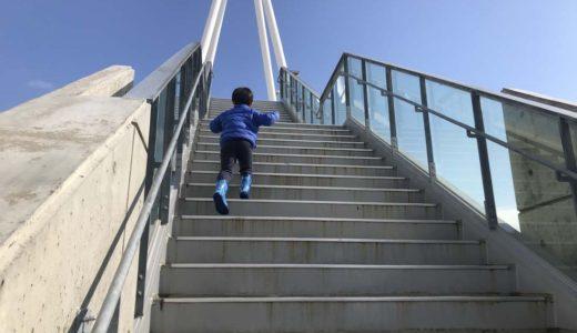 【比美乃江公園(2)】「氷見番屋街」から徒歩1分!展望台で日本海の風景を楽しもう!【富山子ども連れの遊び場】